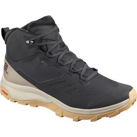 Salomon Outsnap CSWP Schuhe Damen black/vintage kaki/gum1a